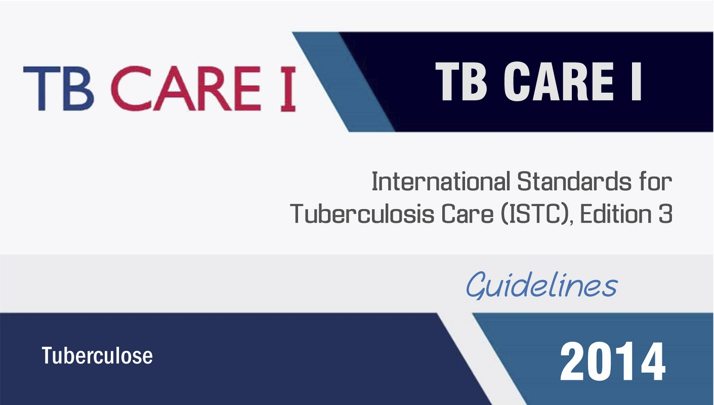 International Standards for Tuberculosis Care (ISTC), Edition 3