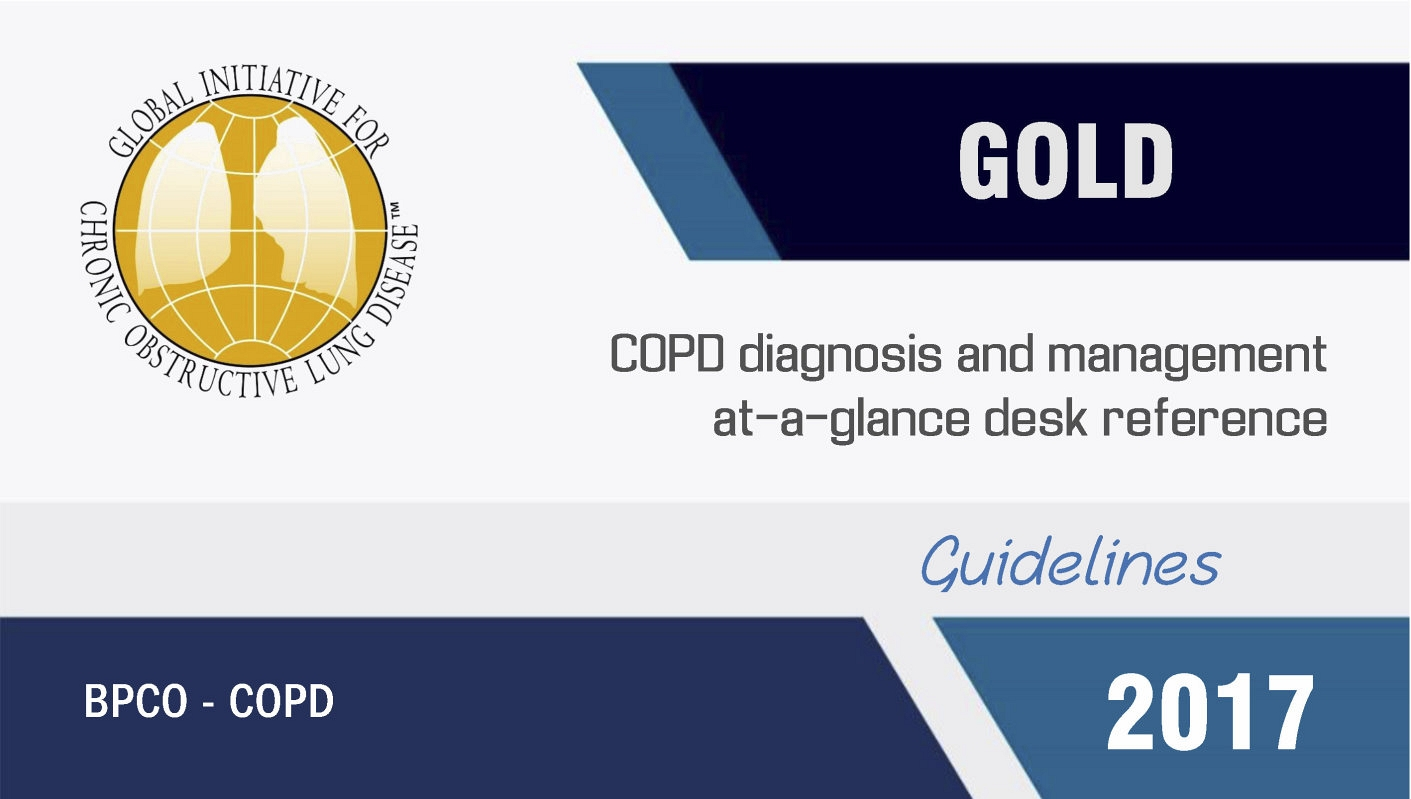 COPD diagnosis and management at-a-glance desk reference